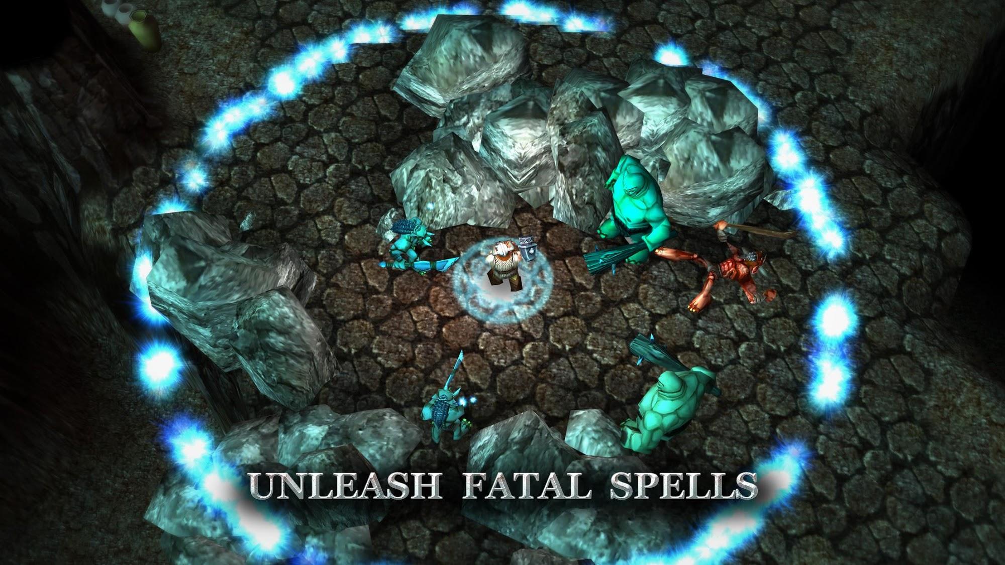 Android用 Runic Rampage - Hack and Slash RPG