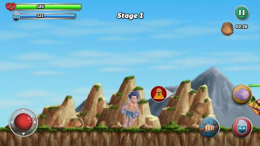 Evostar: Legendary warrior Screenshot