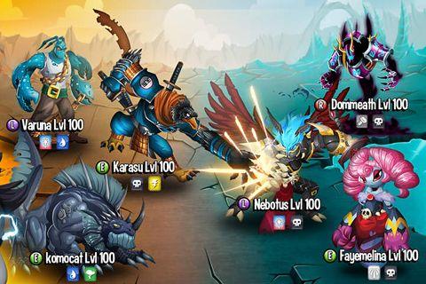 Monster Legenden auf Deutsch