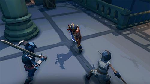 Restless dungeon captura de pantalla 1