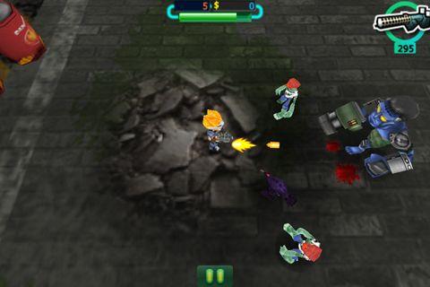 Arcade-Spiele: Lade Das letzte Gefecht: Zombie Apocalypse auf dein Handy herunter