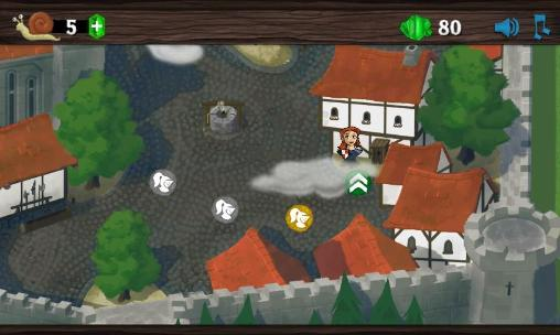Knights and snails für Android
