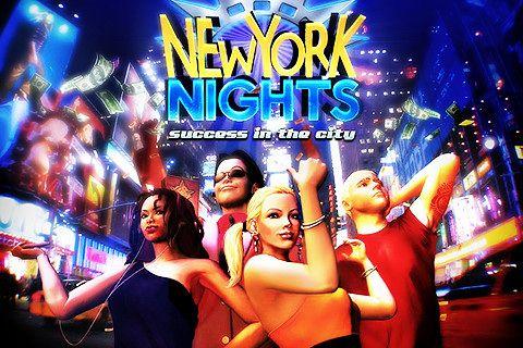 标志New York nights: Success in the city