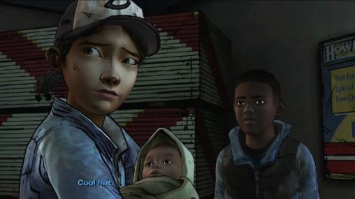 The walking dead: Season 3 for Android