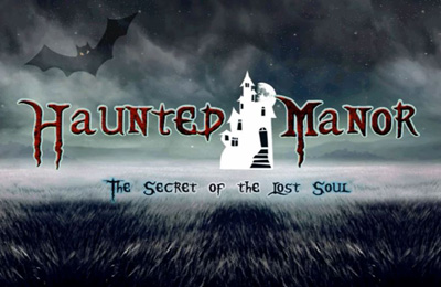 logo Haunted Manor – The Secret of the Lost Soul