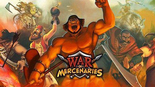 War of mercenaries icône