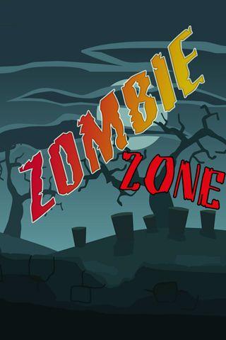 логотип Зона зомбі