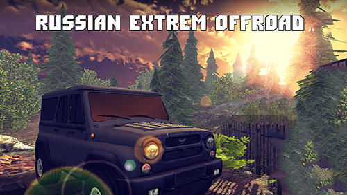 Russian extrem offroad HD captura de tela 1