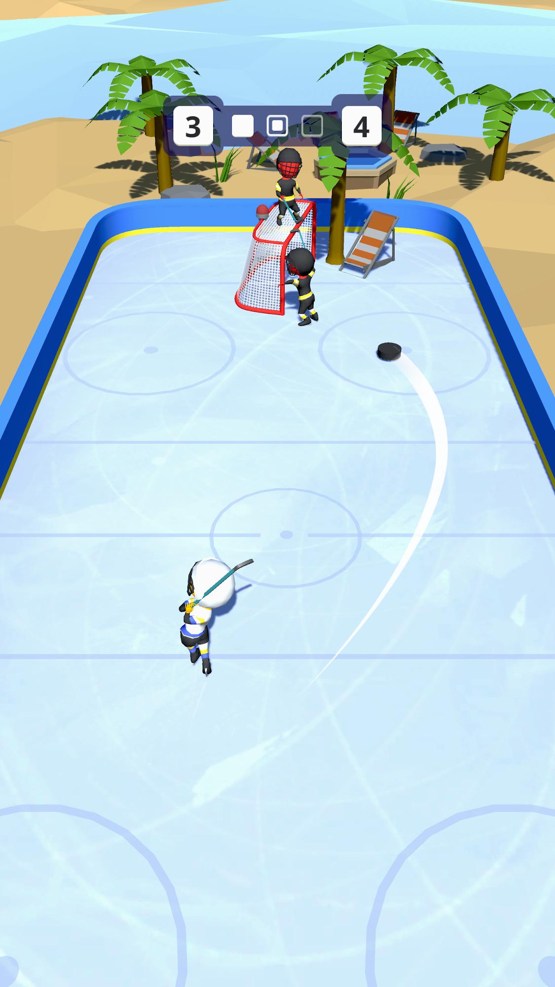 Happy Hockey! screenshot 1