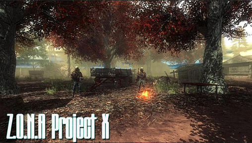Z.O.N.A: Project X Screenshot