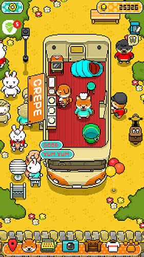 Kulinarischen Spiele Food truck pup: Cooking chef auf Deutsch