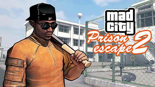 Prison escape 2: New jail. Mad city stories screenshot 1