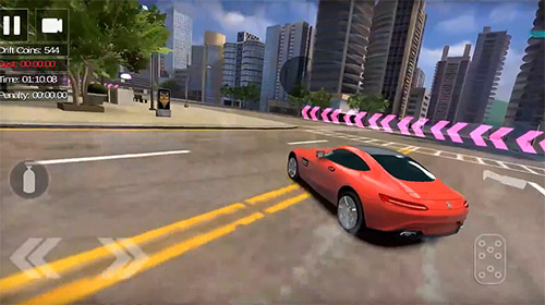 Drift street 2018 for Android
