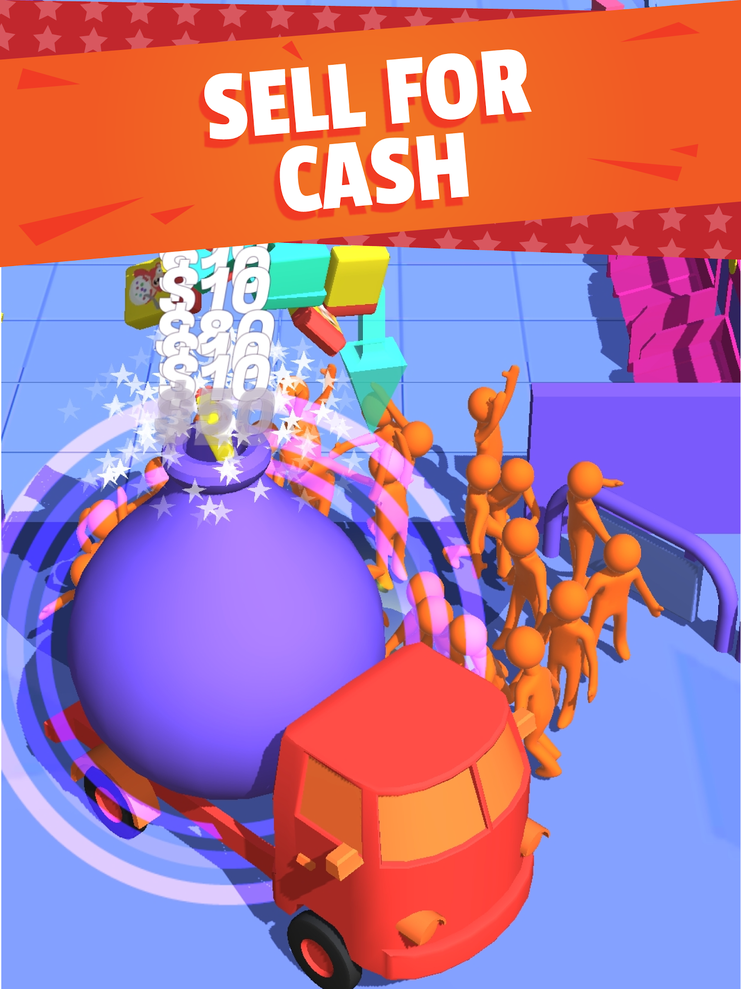 Crazy Shopping screenshot