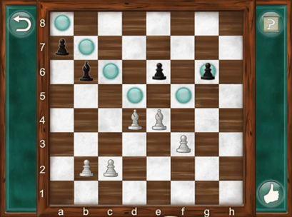 Multiplayerspiele Chess and mate für das Smartphone