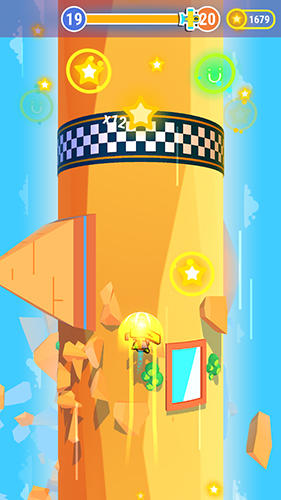 Fly sky high screenshot 1