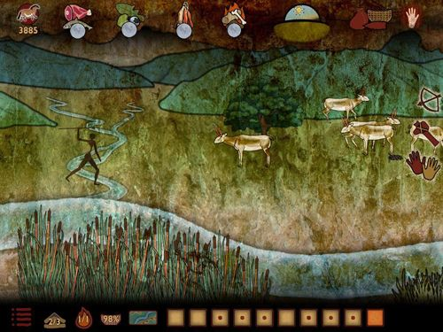 Arcade games: download Lascaux: The journey to your phone