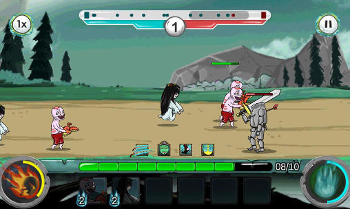 Ghost battle 2 for Android