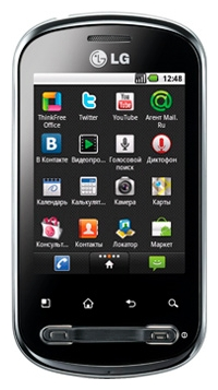 Download Android games for LG Optimus Me for free