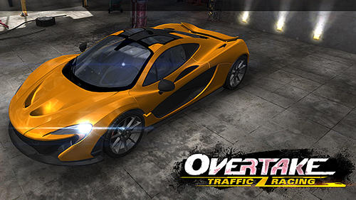 Overtake: Traffic racing captura de pantalla 1