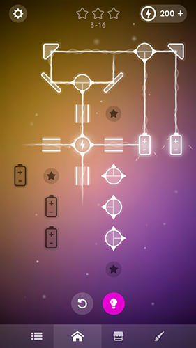 Laser overload for Android