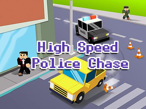 High speed police chase іконка