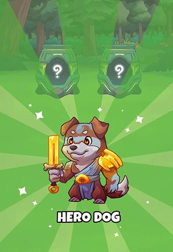 Arcade-Spiele Sofia and Jack: Pets evolution für das Smartphone