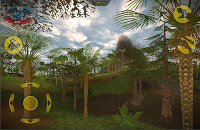 Simuladores: faça o download de Caçador para Dinosauros para o seu telefone