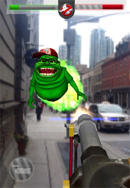 Screenshot Ghostbusters Paranormal Blast on iPhone