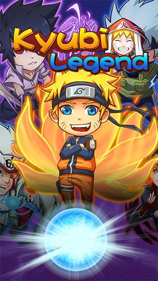 Kyubi legend: Ninja icono