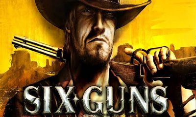 Six-Guns Screenshot