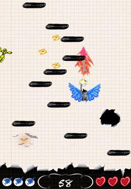 Аркады игры: скачать Doodle Samurai на телефон