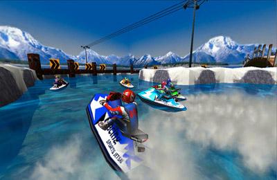 Rennspiele: Lade Jetski Rennen Extrem auf dein Handy herunter