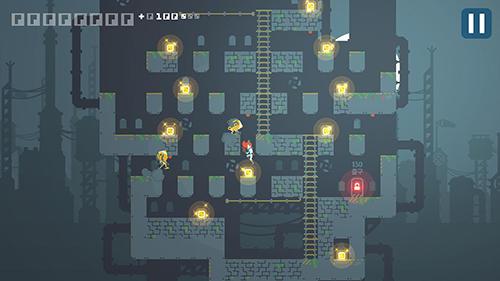 Puzzle platformer games Lode runner 1 in English