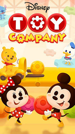 Line: Disney toy company Screenshot