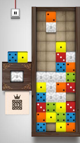 Brettspiele Domino Drop auf Deutsch