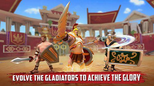 Гладиаторы герои для iPhone бесплатно
