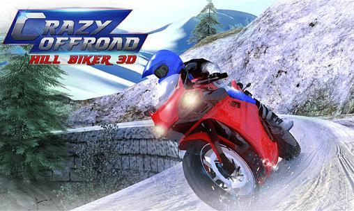 Crazy offroad hill biker 3D Screenshot