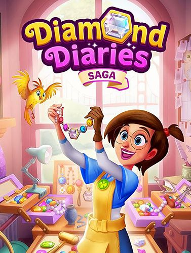 Diamond diaries saga for iPhone