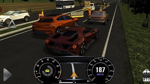 Real driving sim auf Deutsch