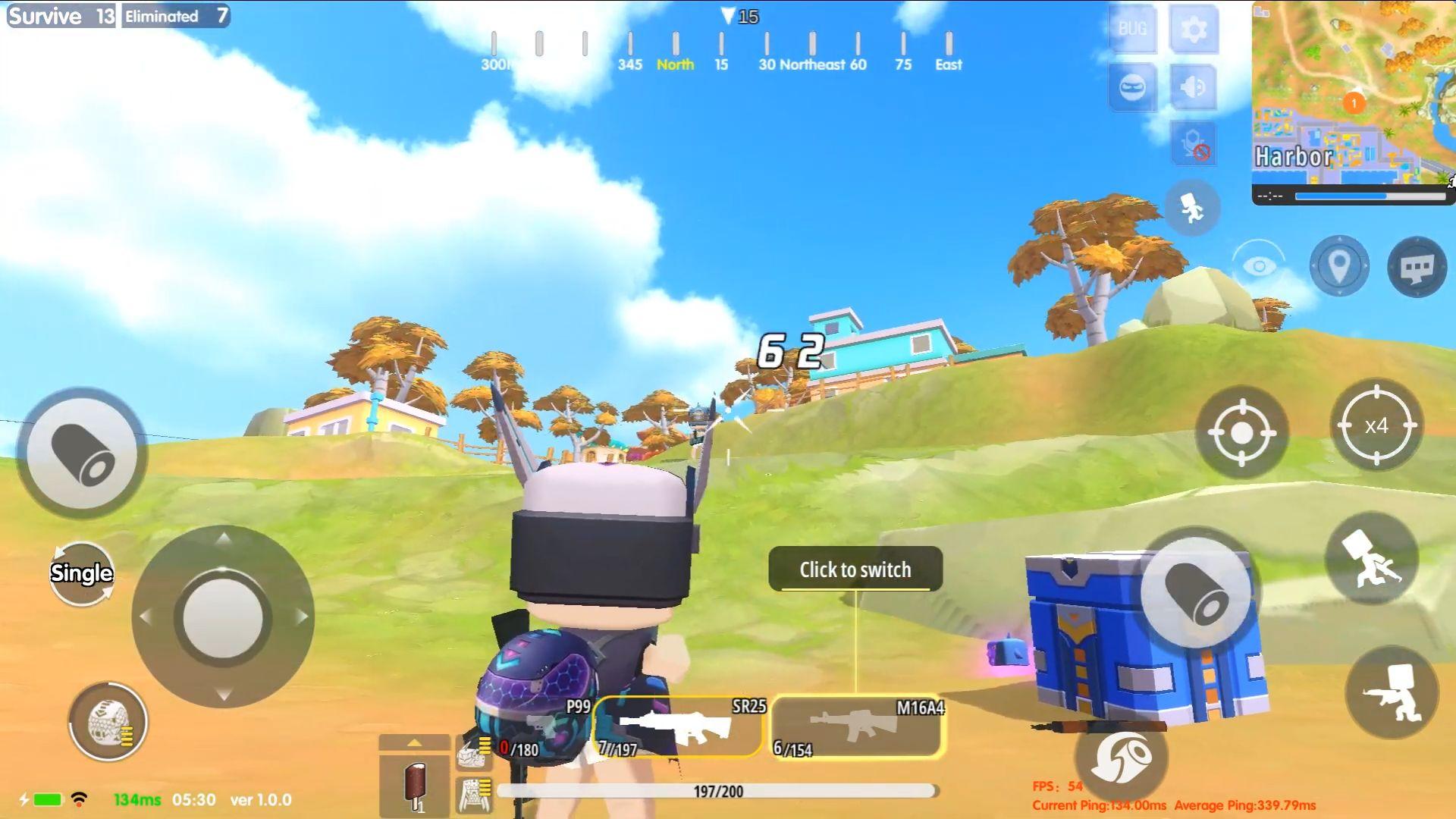 Mini World Royale スクリーンショット1