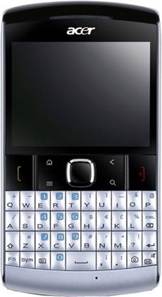 Acer beTouch E210 apps