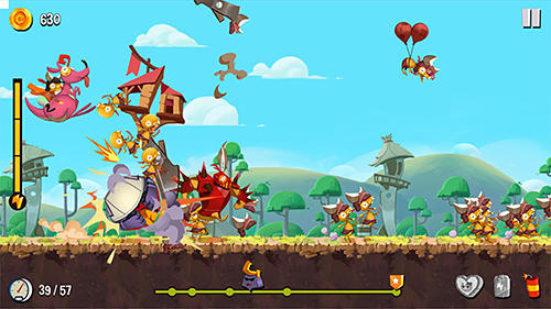 Wonderpants: Rocky rumble для Android