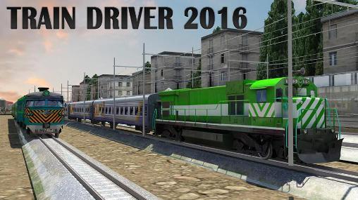 Train driver 2016 captura de tela 1