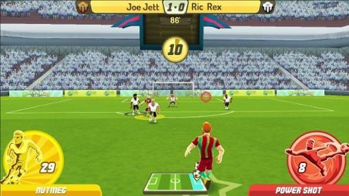 de simulateur Soccer 10 pour smartphone
