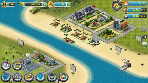Wirtschafts-Strategien City island 3: Building sim auf Deutsch