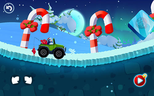 Winter wonderland: Snow racing для Android