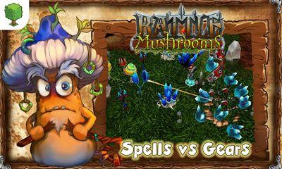Battle Mushrooms für Android