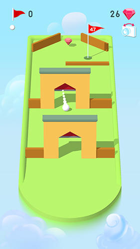 Pocket mini golf for Android