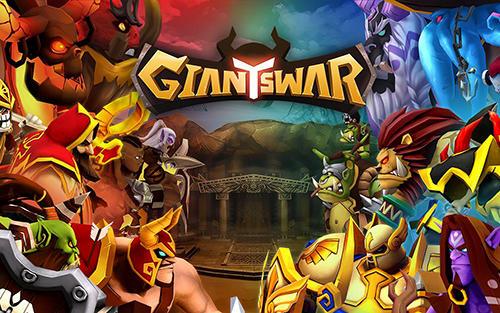 Giants war screenshots